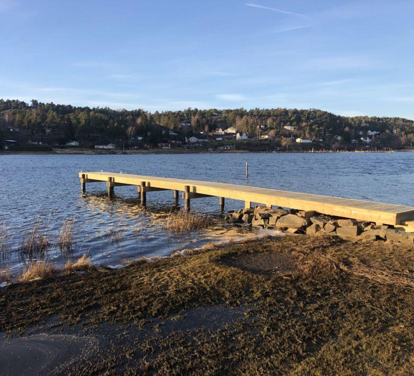 Brygge Karlsøy